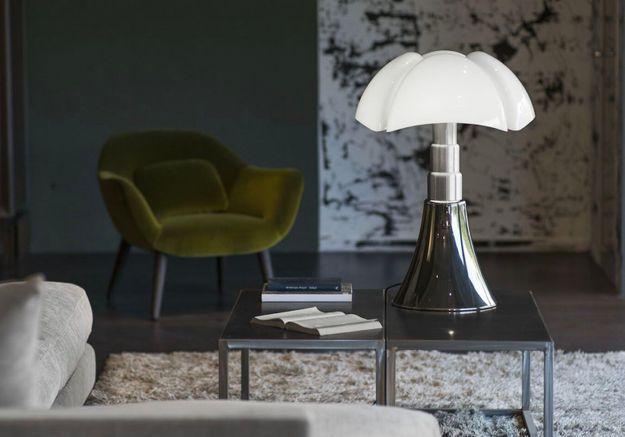 Design iconique : la lampe Pipistrello de Martinelli Luce