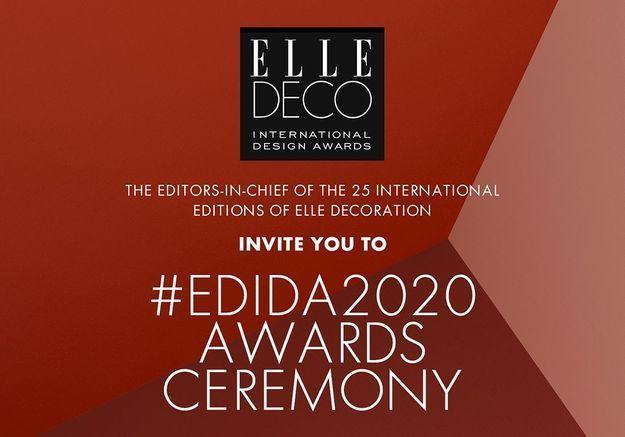 EDIDA, les Oscars du Design de ELLE Deco International