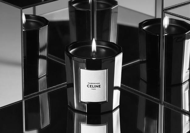 #ELLEDécoCrush : la première collection de bougies CELINE par Hedi Slimane