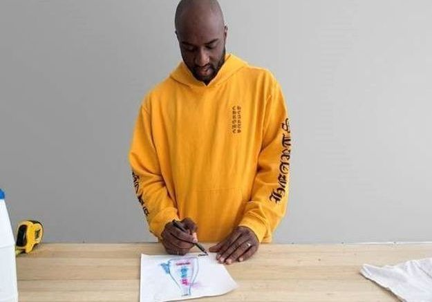#ELLEDécoCrush : la collab ultra-désirable Virgil Abloh x Evian