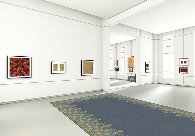 #ELLEDecoCrush : les archives Art nouveau de la maison Pierre Frey