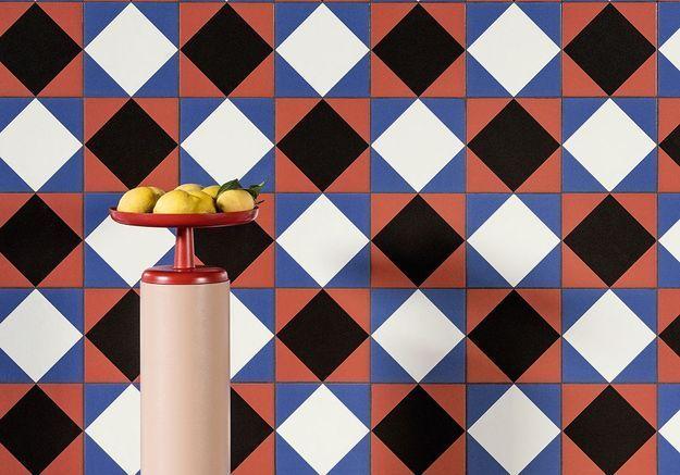 #ELLEDecoCrush : les beaux carreaux de Mutina