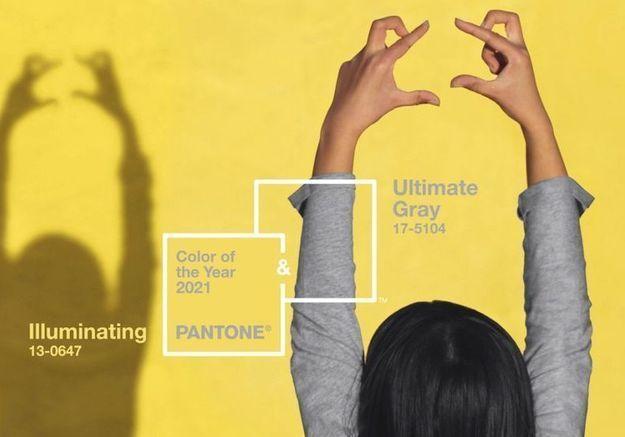 #ELLEDécoCrush : Pantone dévoile son duo de couleurs pour 2021