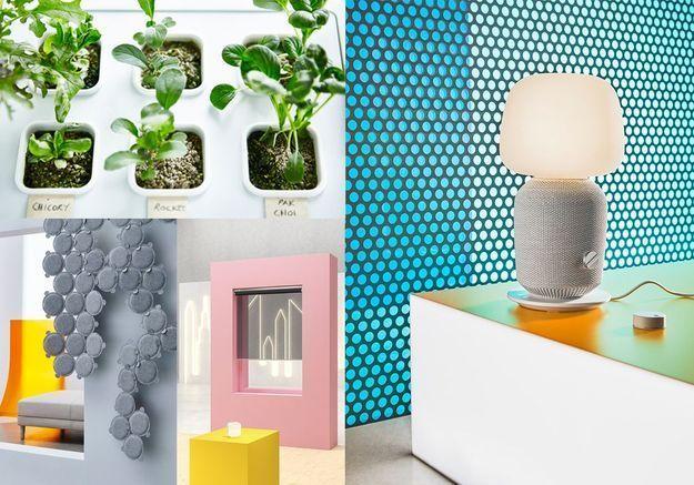 #ELLEDécoSpot : IKEA vous invite dans sa maison du futur