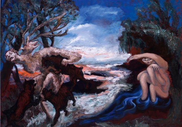 Gagnez vos places pour l'exposition Gérard Garouste au musée de la Chasse et de la Nature