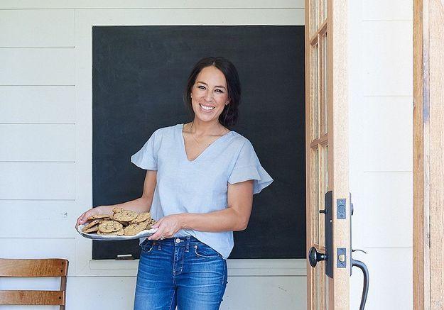 Joanna Gaines nous aide à aménager un intérieur qui nous ressemble
