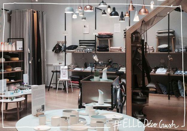 #ELLEDécoCrush : La Trésorerie, une boutique parisienne qui porte bien son nom !