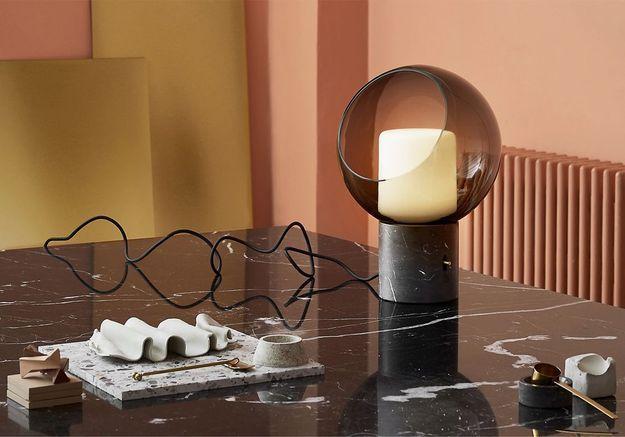 Tendance déco : la lampe boule nous rend maboule !