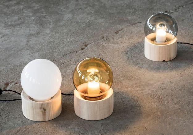 Lampe boule Serax