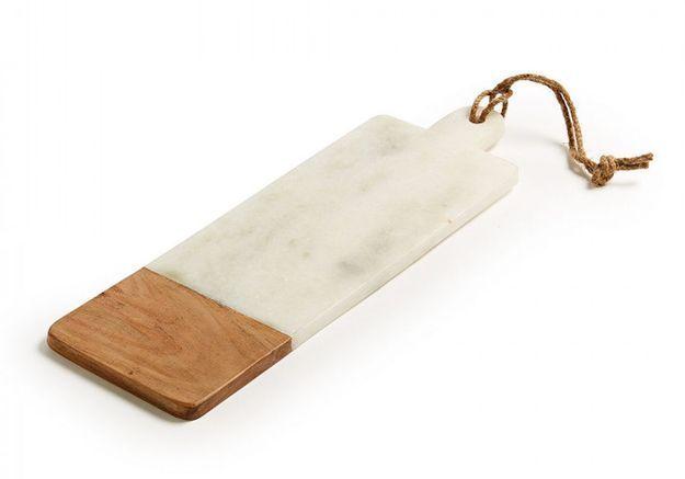 Planche à découper en marbre Kavehome.com