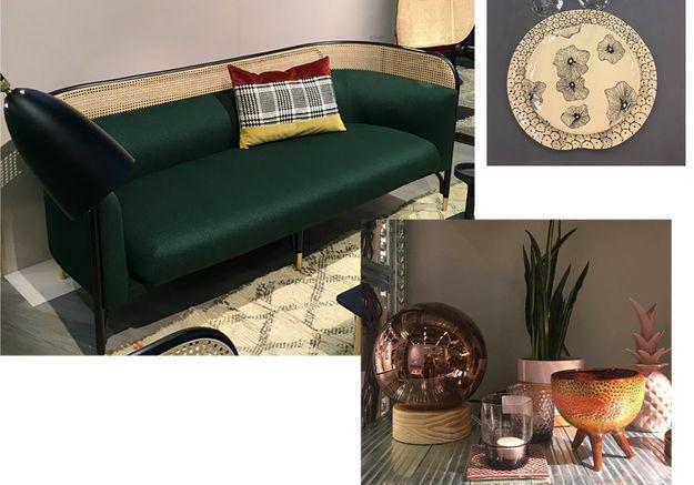 Les nouvelles tendances d coration rep r es maison objet - Objet decoration salon ...