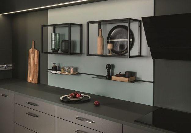 Les rangements design dans la cuisine