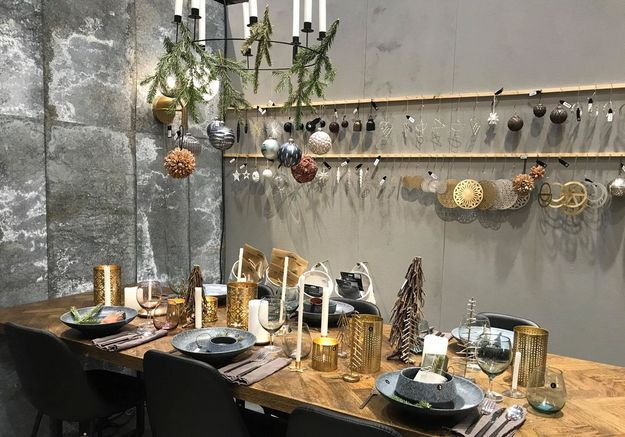Table de Noël House Doctor