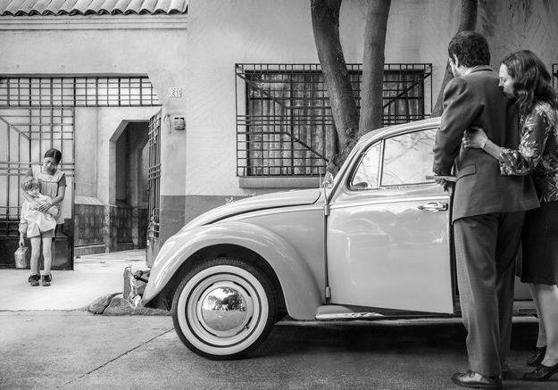 Netflix : Roma d'Alfonso Cuarón, les secrets du décor du film