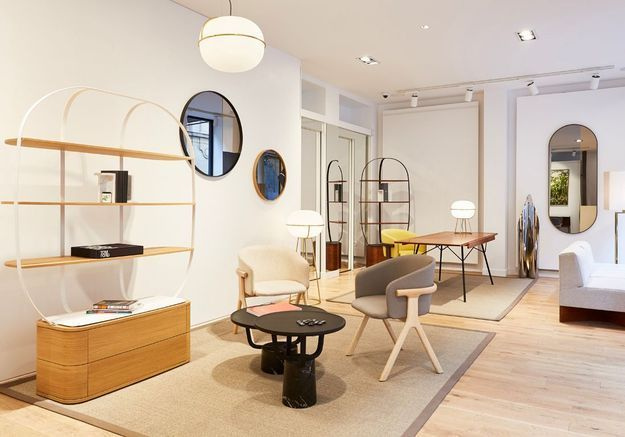 Monolithe vous invite « chez Madame », son premier showroom