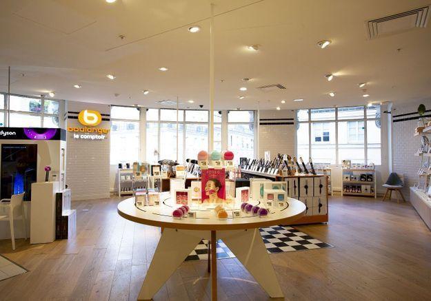 Boulanger s'installe au BHV Marais et aux Galeries Lafayette