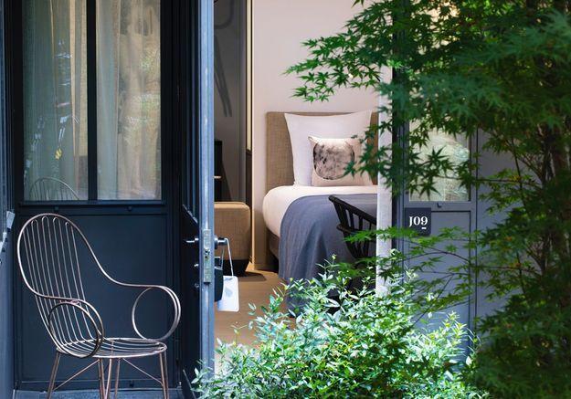 L'hôtel Les Deux Girafes : dormez dans une ancienne fabrique de meubles du 19ème !