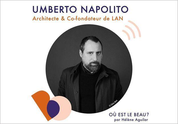 « Où est le beau ? » x ELLEDéco, rencontre avec l'architecte Umberto Napolitano