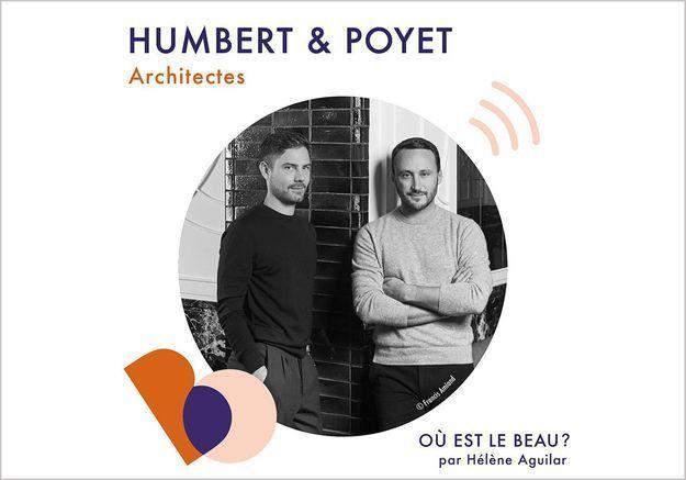 « Où est le beau ? » x ELLEDéco rencontre avec le duo Humbert & Poyet