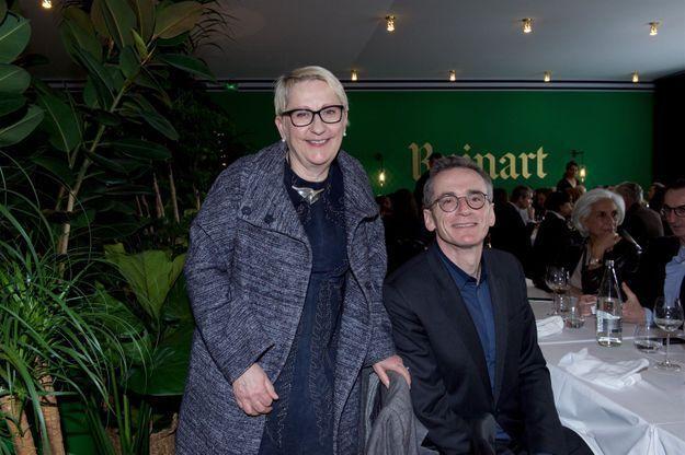 Mercedes Erra (BETC) et Thomas Levy (Chanel)