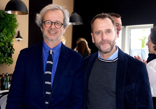 Laurent Bourgois (LB Décoration), Hubert Le Gall (designer)