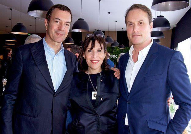 Philippe Denis, Sylvie de Chirée, Klaus Rosenfalck (décorateur)