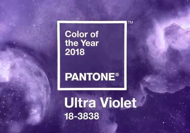 """Résultat de recherche d'images pour """"couleur de l'année 2018 pantone"""""""