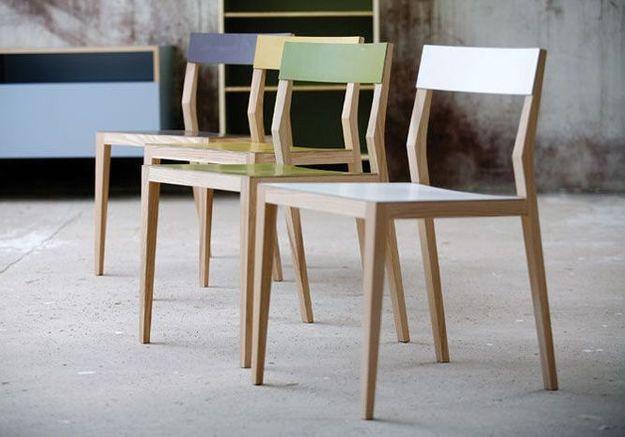 Chaises pastel Mint Furniture