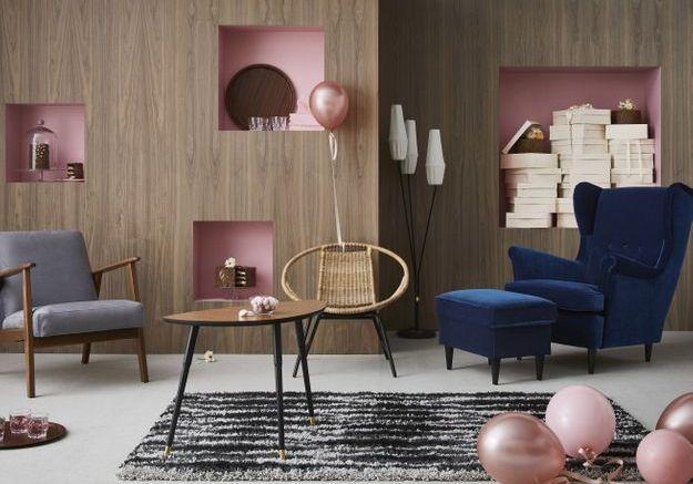 Pour ses 75 ans, IKEA réédite ses pièces mythiques et vous invite à la fête !