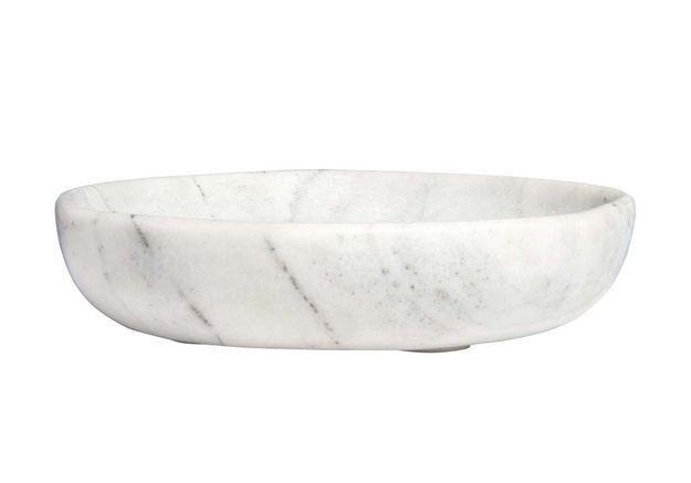 Vide-poches en marbre Habitat