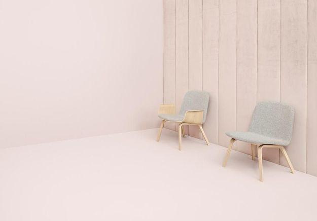 Un fauteuil soldé Bolia