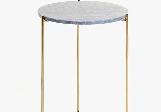Une table d'appoint chic soldée Zara Home
