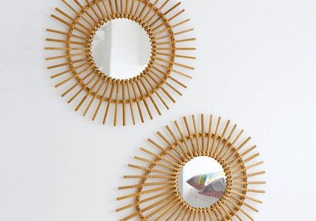Miroirs soleil La Redoute Interieurs