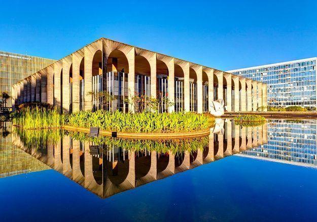 Une ville, une architecture : Brasilia par Oscar Niemeyer