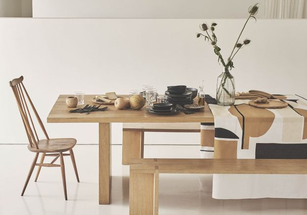 L'art de la table scandinave et chic chez Zara Home