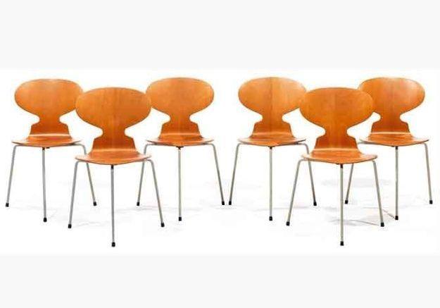 Une chaise au design scandinave