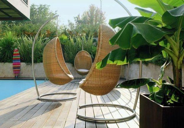 1 objet 2 budgets le fauteuil oeuf suspendu versus le mod le am pm elle d coration. Black Bedroom Furniture Sets. Home Design Ideas