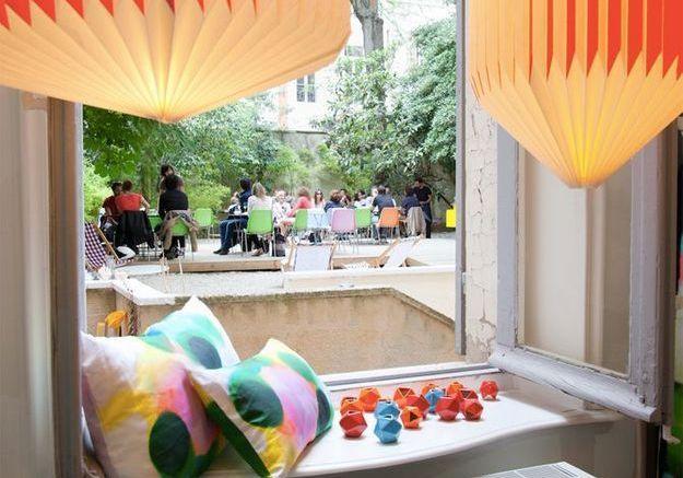 Concept-store à Marseille : Le Jardin Montgrand