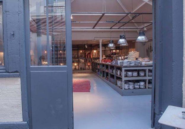 Concept-store à Paris : Borgo Delle Tovaglie