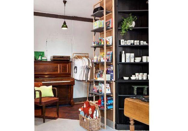Concept-store à Paris : French Touche