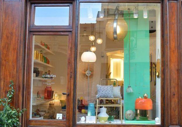 Concept-store à Paris : Les Etoiles