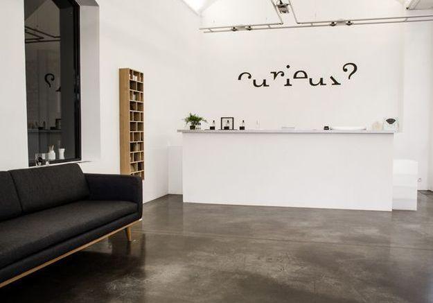 Concept-store à Strasbourg : Curieux