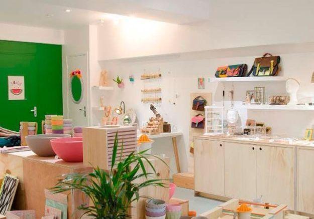Concept-store à Toulouse : Slow