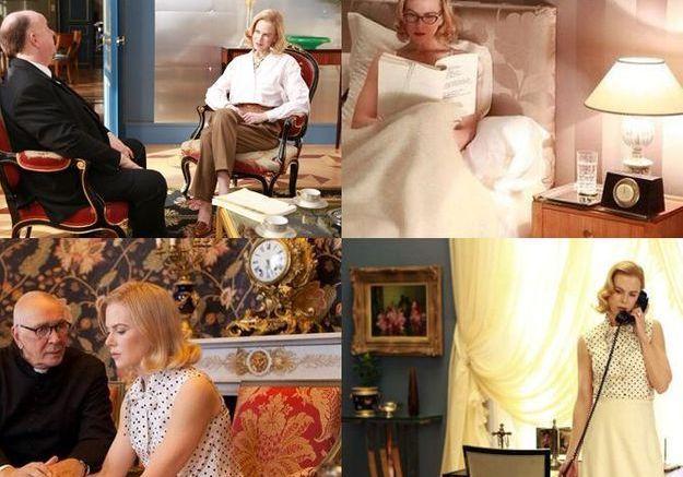 Une déco spécial Grace de Monaco, film d'ouverture