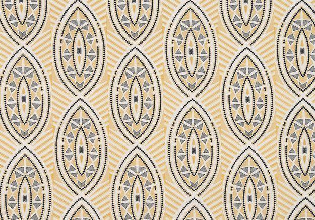 Un tissu au style ethnique