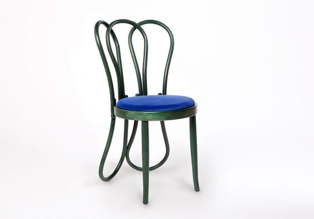 Chaise futuriste