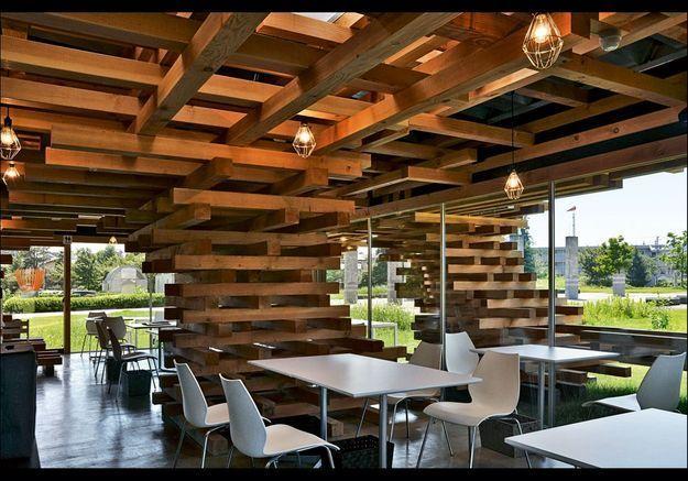 du bois dans la d co elle d coration. Black Bedroom Furniture Sets. Home Design Ideas