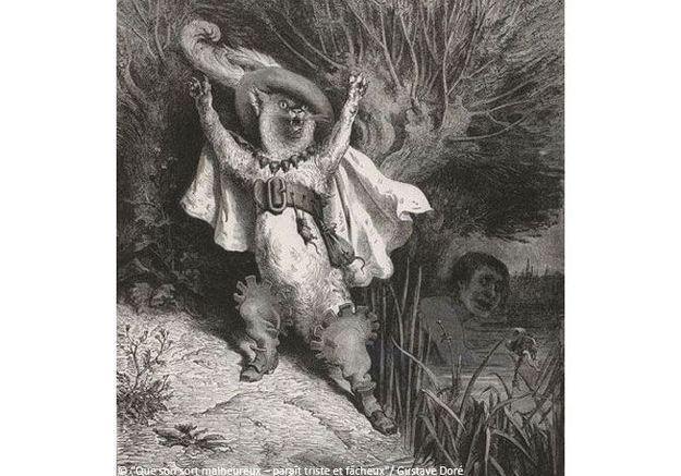 Gustave Doré, l'imaginaire au pouvoir/ Paris