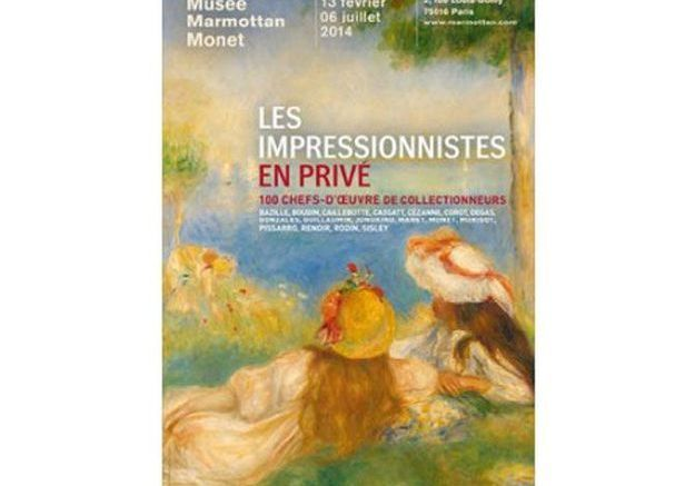 Les impressionnistes en privé/ Paris