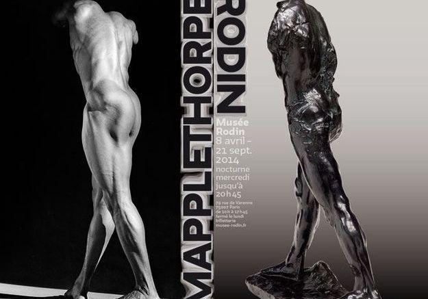 Mapplethorpe-Rodin/ Paris
